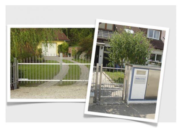 Gartenzäune und Tore