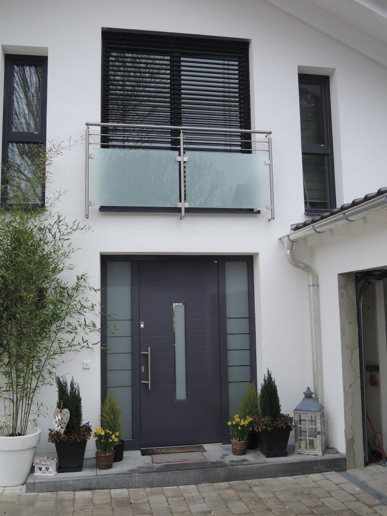 Franzosische Balkone Mmt Inox Gmbh